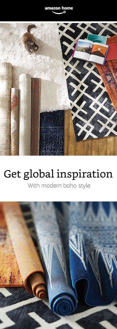 Explore a variety of our favorite rugs to brighten any space in your home!