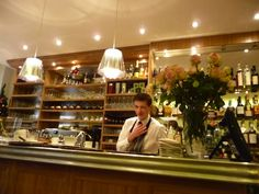 Bread and Roses cafe-bakery, Paris
