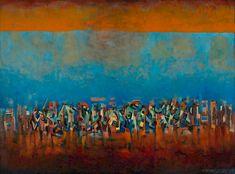 Norman Lewis, Famous Art Pieces, Abstract Art Images, Hunting Art, African American Artist, American Artists, Black Artists, Art Google, Art Blog