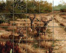 wildlife backsplash murals - Google Search