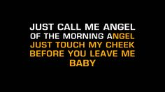Juice Newton-Angel Of The Morning (Karaoke)