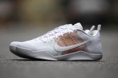The Nike Kobe 11 White Horse released today and can be purchased at select Nike retailers for $220.