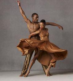 Alvin Ailey Dance ♥ Wonderful! www.thewonderfulworldofdance.com #ballet #dance
