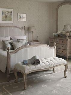 Furniture l Susie Watson Designs Furniture, Classic Bedroom Furniture, Classic Bedroom Decor, Vintage Bedroom Furniture, Bedroom Inspirations, French Furniture Bedroom, French Style Bedroom, Country Chic Bedroom, Master Bedrooms Decor