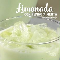 Easy Drink Recipes, Drinks Alcohol Recipes, Yummy Drinks, Healthy Drinks, Smoothie Recipes, Mexican Food Recipes, Cooking Recipes, Yummy Food, Mexican Drinks