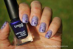 Stamping nail art #stamping #trenditup