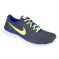 Lightweight athletic shoes for men Flex Experience by NIKE