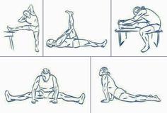 Nella sezione Documentazione del sito è stato pubblicato un articolo  che esamina lo stretching.