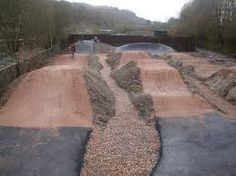 Image result for pump track layout