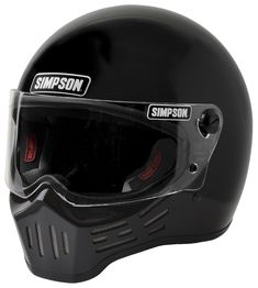 The Simpson Model 30 Bandit Helmet is one of those rare helmets whose style has remained unchanged since its inception in the 1970's. The original M30 Bandit...