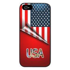 USA iPhone 5 Case on CafePress.com