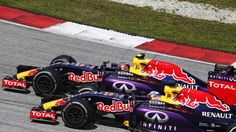 Red Bull makes nice with Renault to focus on 2015