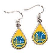 NBAStore.com - NBAStore.com Golden State Warriors WinCraft Tear Drop Dangle Earrings - AdoreWe.com