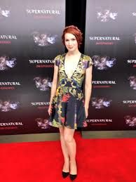 Felicia Day- love that dress!