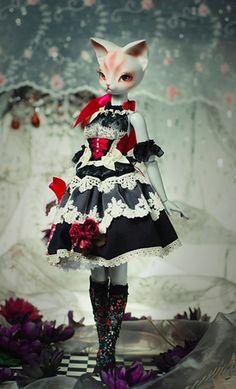 #bjd #dolls #Pipos G. Minuet Limited