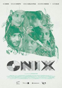 Onix, Afiche. Cine Argentino. 2016.