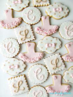 zuccherofondente: Biscotti tema bambole