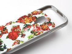 #galaxy #samsung #case #etuo #floral  Więcej na www.etuo.pl