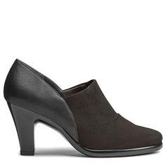 Aerosoles Women's Congress Slip On Shoes (Black)