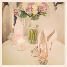 Thank you for a wonderful designer day. #julietmckee #arunaseth #bridal #wedding #couture