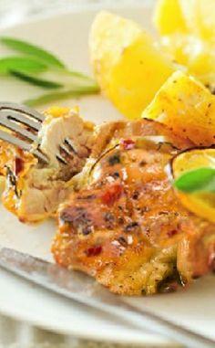 Low FODMAP and Gluten Free Recipe - Lemon-spiced chicken --- (Update)    http://www.ibssano.com/low_fodmap_recipe_lemon_spiced_chicken.html
