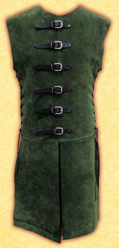 Tabardo de serraje Mercenario [516] - EFEYL Tienda