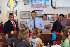 Obama Waiting in Franklin Barbecue's Line Could Have Cost City Thousands