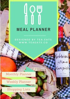 Free Meal Planner Printable and some tips on how to save time and money when it comes to doing your weekly and monthly grocery shopping. Monthly Planner, Meal Planner, Love My Family, Shopping Lists, Housekeeping, My Recipes, Bullet Journal, Printables, Meals