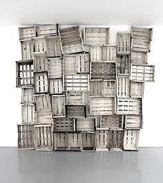 a-beautifulchaos: Jan Hendrikse, 1962 / 'Kisten' - zero art