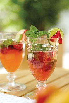 Recipe for a simple summer mojito