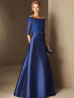 Blue party dress ¤