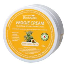 Biologika Veggie Creams are a unique blend of natural and organic vegetable oils to nourish the skin. They are packed with nutrients, antioxidants, vitamins, omega 3 and 6 fatty acids.