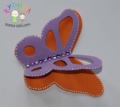 Бабочки своими руками из фоамирана