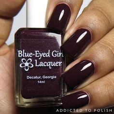 Blue-Eyed Girl Lacquer Rent Boy from the Foux du Fafa collection available now…