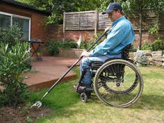 1000 images about human powered transportation on for Gardening tools for disabled