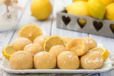 Food and recipe inspiration Lemon Recipes, Sweet Recipes, Cake Recipes, Cheesecake Desserts, Vegan Desserts, Biscuits, Roasted Vegetable Recipes, Biscotti Recipe, Food Fantasy