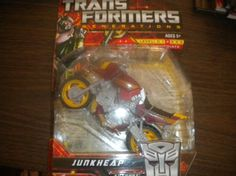 Transformers Generations Junkheap