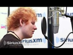 "Ed Sheeran Covers Rihanna's ""We Found Love"" on SiriusXM"