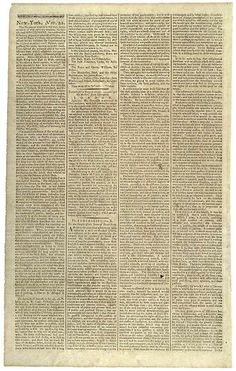 Federalist Papers, No. 10 & No. 51 (1787-1788) - The Federalist Papers were a series of essays published in newspapers in 1787 and 1788 by James Madison, Alexander Hamilton, and John Jay to promote the ratification of the Constitution.