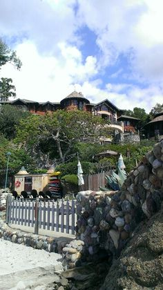 Beach house, Laguna
