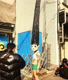 Hoy en el Cosplay anual de Osaka #nipponbashistreetfesta #boxfromjapan