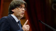 ICYMI: EN VIVO: Puigdemont comparece desde Bruselas
