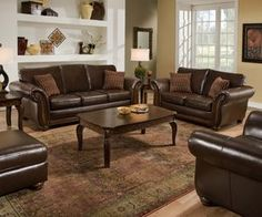 Tips That Help You Get The Best Leather Sofa Deal. Leather sofas and leather couch sets are available in a diversity of colors and styles. A leather couch is the ideal way to improve a space's design and th Leather Sofa And Loveseat, Best Leather Sofa, Sofa And Loveseat Set, Sofa Sleeper, 4 Piece Living Room Set, Leather Living Room Set, Living Room Sets, Living Room Furniture Sale, Room Furniture Design