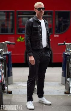 Anonymous, Photographed in London - Click Photo To See More
