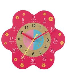 clocks to teach toddlers - Google Search