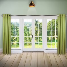 Wide Curtains, Patio Curtains, Cool Curtains, Green Curtains, Grommet Curtains, Blackout Curtains, Turquoise Curtains, Turquoise Room, Room Divider Curtain