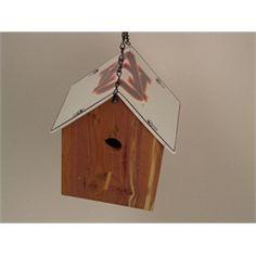 Auburn University Cedar Birdhouse License Plate Roof Handmade BHLP-810 $49.99