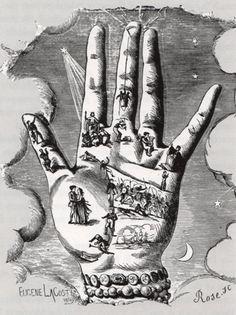 Gulliver's hand?
