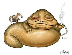 J is for Jabba  by *joewight
