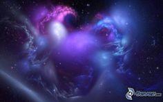 tiefer Weltraum, Farben